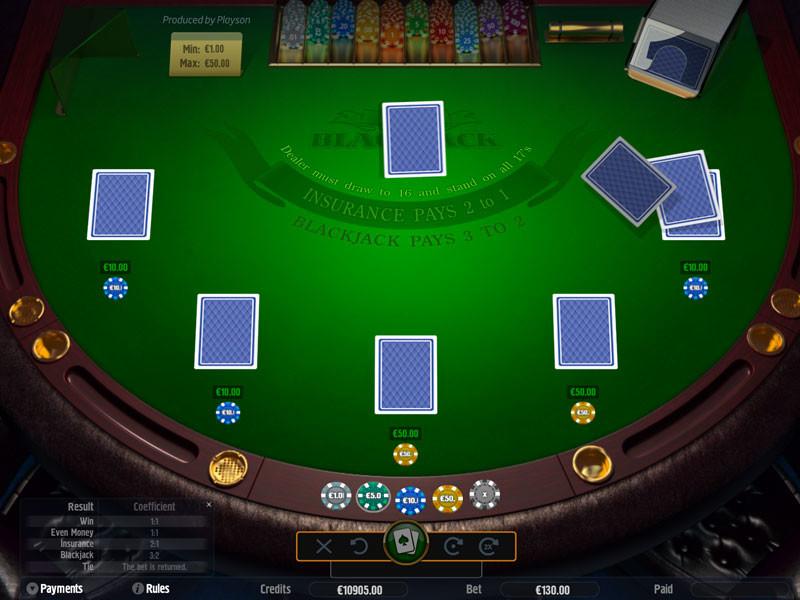 Blackjack Casino Games: Werden Sie zum Experten